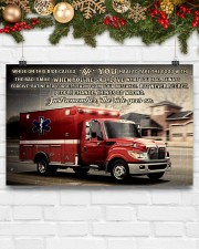 Paramedic While On This Ride Called Life 17x11 Poster aos-poster-landscape-17x11-lifestyle-28