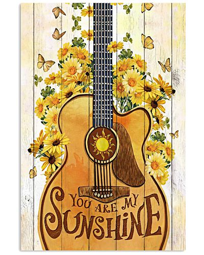You Are My Sunshine Guitar