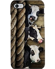 Farmer Cow Farm Phone Case i-phone-7-case