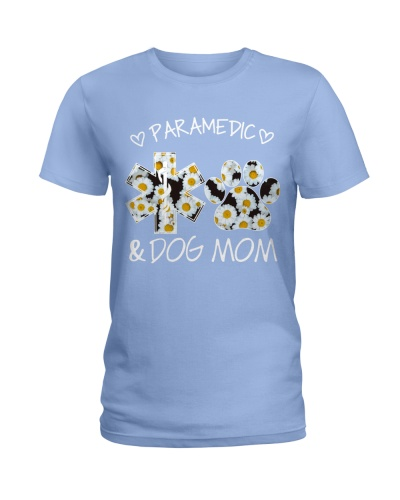 Paramedic And Dog Mom