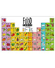 Nutritionist The Food Table 17x11 Poster front
