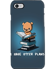 I have otter plans Phone Case thumbnail