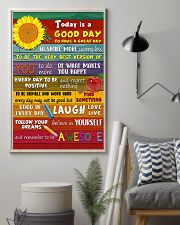 Teacher Today Is A Good Day 11x17 Poster lifestyle-poster-1