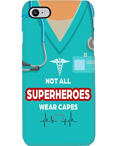 Respiratory Therapist Not All Heroes Wear Capes