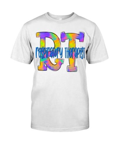 Respiratory Therapist Colorful Name