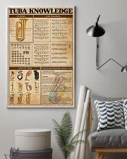Tubist Tuba Knowledge 11x17 Poster lifestyle-poster-1