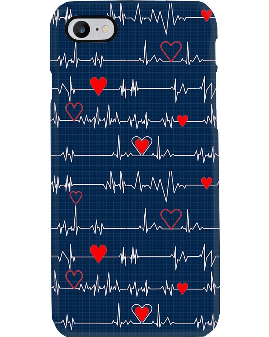 Nurse Heartbeat Phone case Phone Case