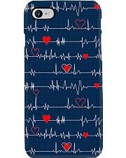 Nurse Heartbeat Phone case Phone Case i-phone-7-case