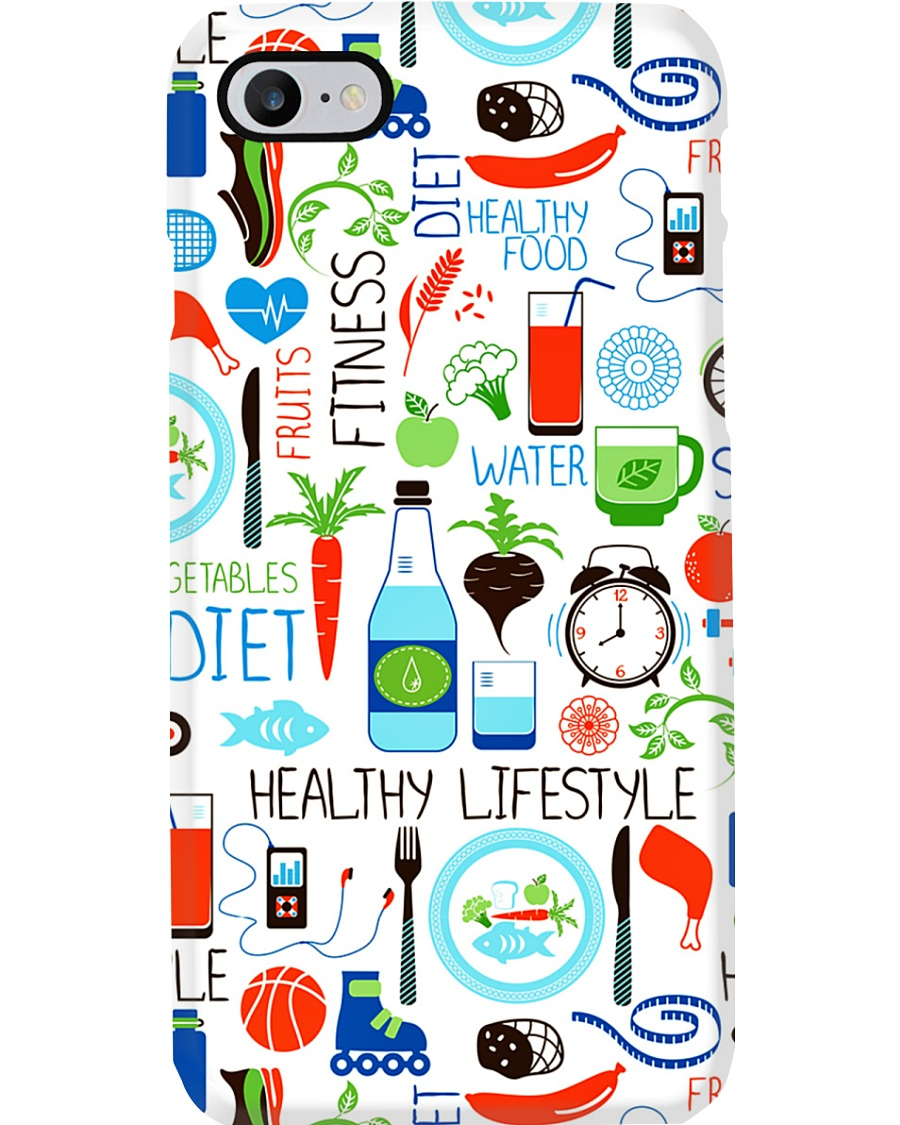 Nutritionist and Dietitian healthy lifestyle Phone Case