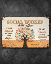 Social Worker In This Office 17x11 Poster aos-poster-landscape-17x11-lifestyle-12