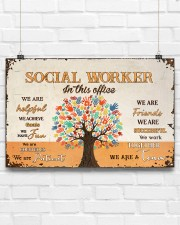 Social Worker In This Office 17x11 Poster aos-poster-landscape-17x11-lifestyle-17