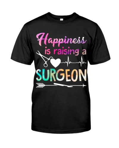 Happiness is raising a surgeon