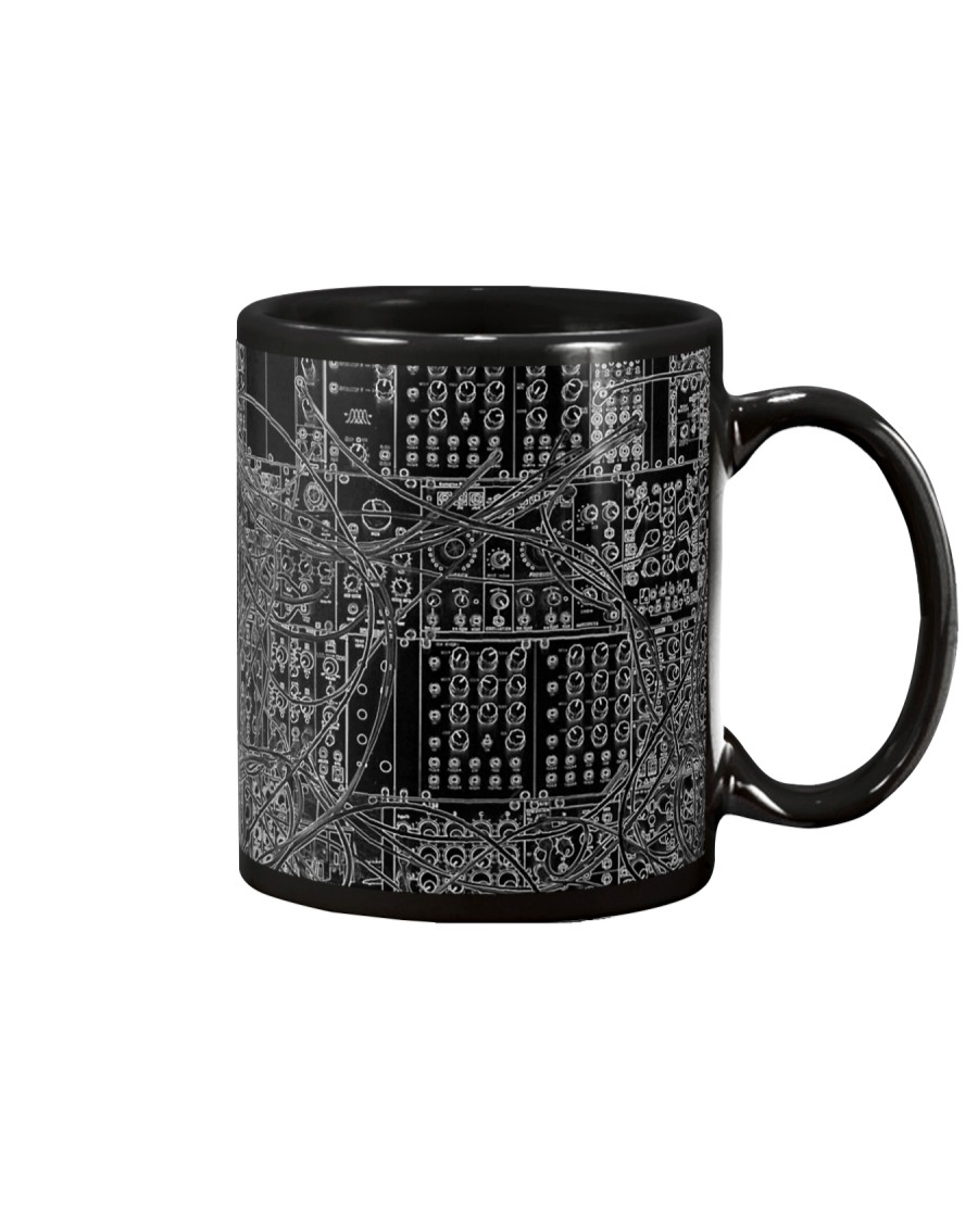Modular Analog Synthesizer Mug