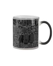 Modular Analog Synthesizer Color Changing Mug thumbnail