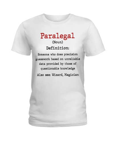 Definition Paralegal