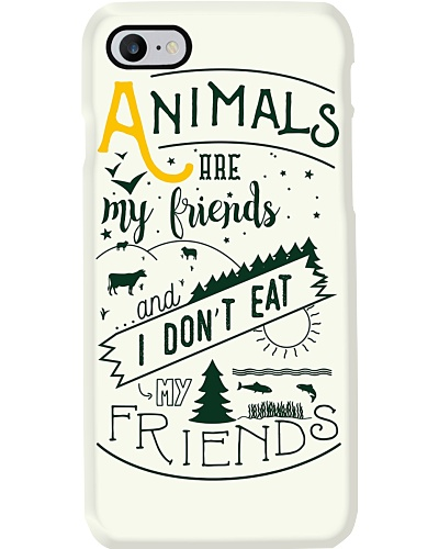 Vegan Animals Are My Friends