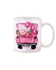 Breast Cancer Survivor Hope Mug front