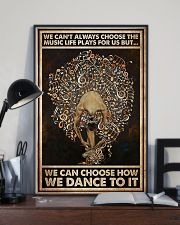 Ballet We Can Choose How We Dance To It 11x17 Poster lifestyle-poster-2