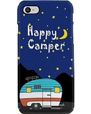 Camping Happy Camper In Night Phone Case i-phone-7-case