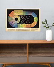 Chemistry Table Of Elements 24x16 Poster poster-landscape-24x16-lifestyle-25