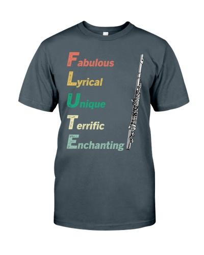 Flute Intrument
