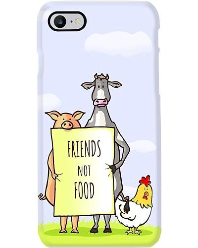 Vegan Friends Not Food
