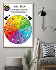 Ukulele Chords 11x17 Poster lifestyle-poster-1