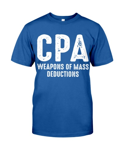 Accountant CPA Mass Deductions