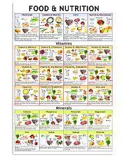 Dietitian Nutritionist Food And Nutrition 16x24 Poster front