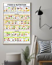 Dietitian Nutritionist Food And Nutrition 16x24 Poster lifestyle-poster-1