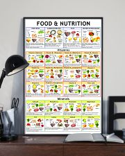 Dietitian Nutritionist Food And Nutrition 16x24 Poster lifestyle-poster-2