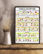 Dietitian Nutritionist Food And Nutrition 16x24 Poster lifestyle-poster-3