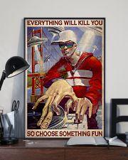 DJ - Choose Something Fun 11x17 Poster lifestyle-poster-2