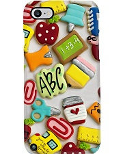 Teacher Mini Phone Case i-phone-8-case