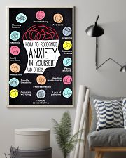 How To Recognize Anxiety In Yourself And Others 11x17 Poster lifestyle-poster-1