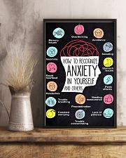 How To Recognize Anxiety In Yourself And Others 11x17 Poster lifestyle-poster-3