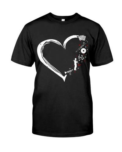 Clarinet Items Heart