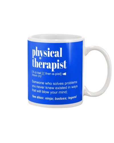 Physical Therapist Definition Ninja Legend