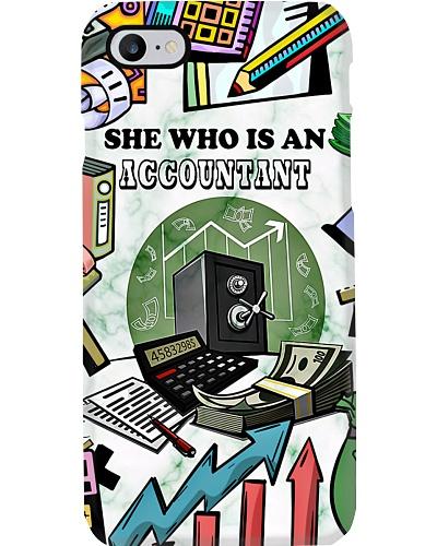She Who Is An Accountant