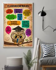 Teacher Classroom Rules  11x17 Poster lifestyle-poster-1