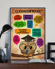 Teacher Classroom Rules  11x17 Poster lifestyle-poster-2
