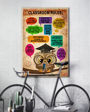Teacher Classroom Rules  11x17 Poster lifestyle-poster-7