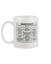 Social Worker Comparative Therapies Mug back