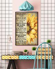 Chiropractor's Prayer 16x24 Poster lifestyle-poster-6