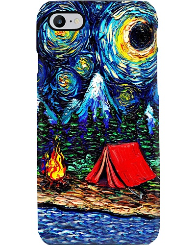 Starry Sky Camping