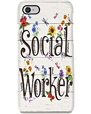 Social Worker Phone Case i-phone-8-case