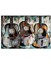 Art Vintage Guitars 36x24 Poster front
