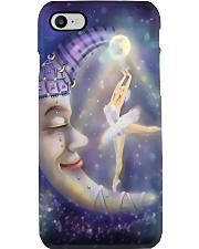 Ballet Girl And Moon Phone Case i-phone-7-case