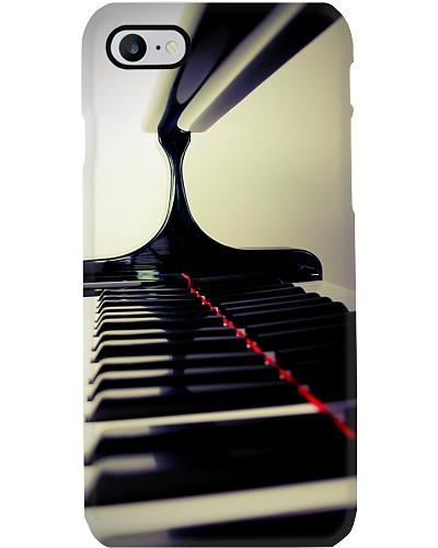 Pianist Piano keys Phonecase