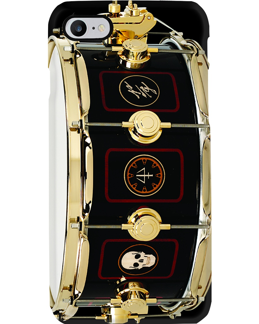 Drummer Snare Drum Neil Peart Phone Case